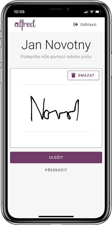 Digitální podpis