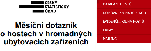 Reports for the Czech Statistical Office, Ministry of the Interior, and Foreign Police